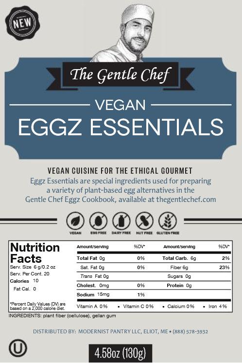 The Vegan Eggz Cookbook