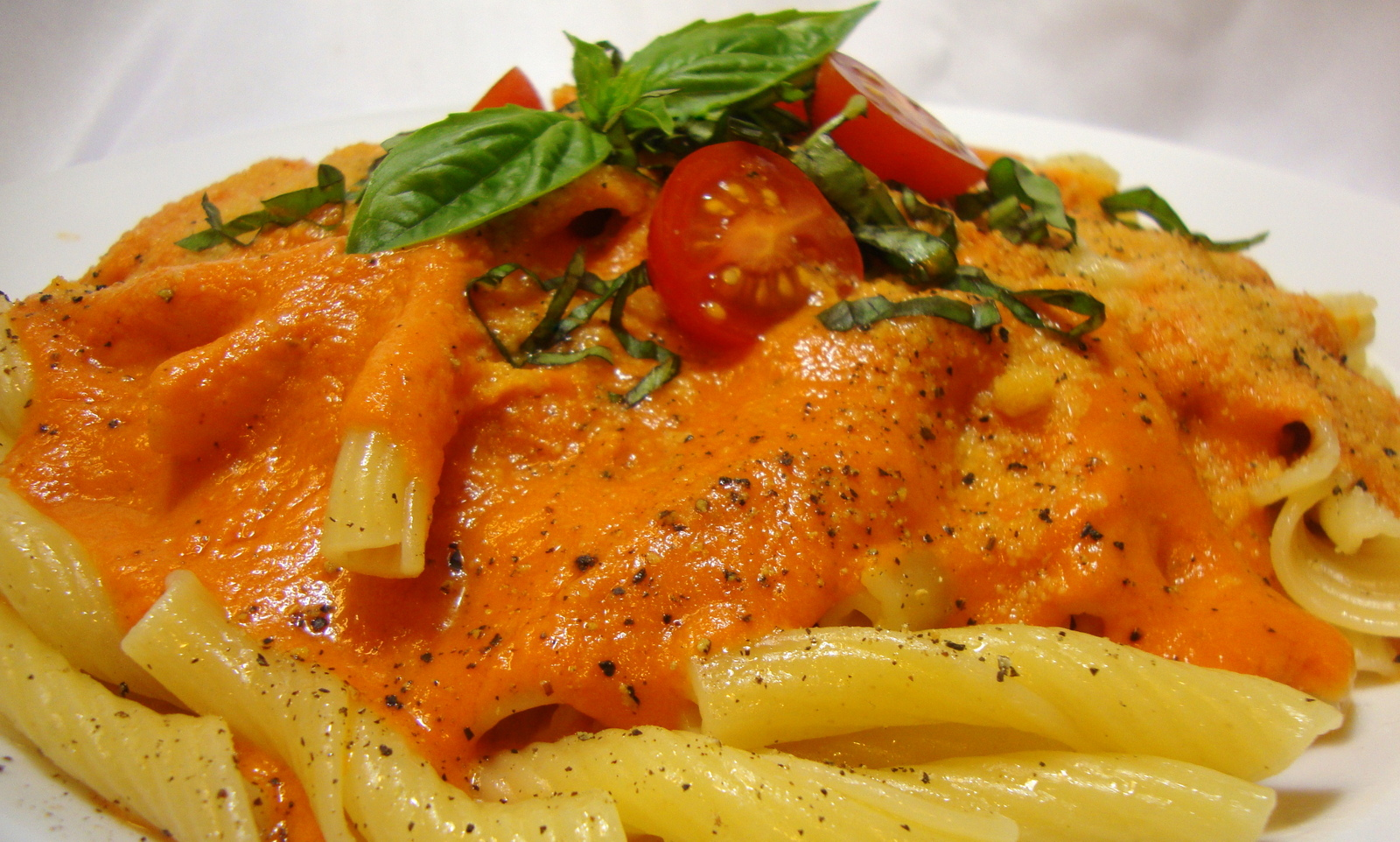 Vodka Blush Sauce