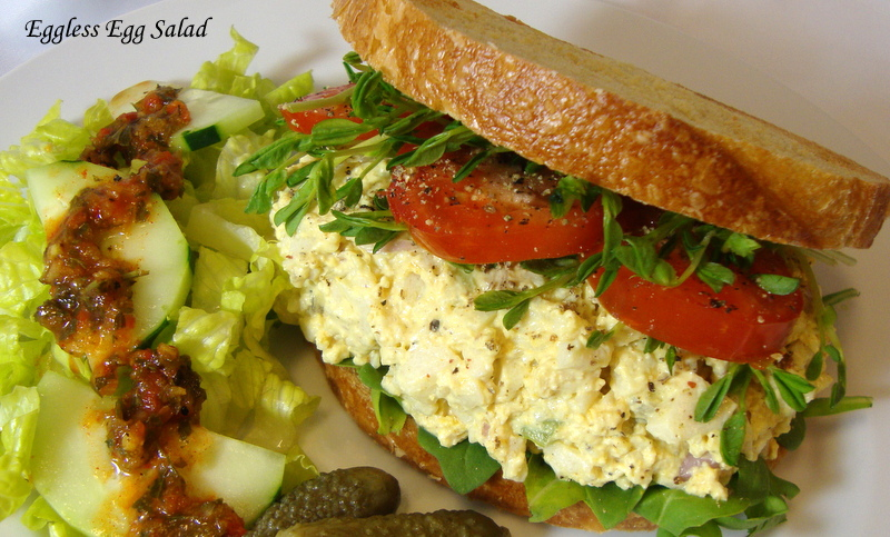 Eggless Egg Salad