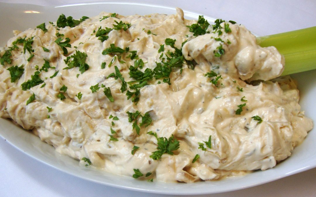 French Onion and Leek Dip
